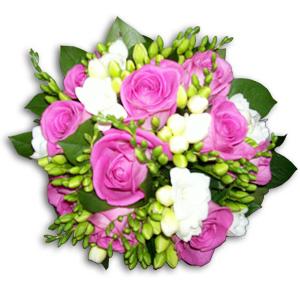 Pour votre mariage cr ation de bouquet de mari e d coration de salle de table et de voiture - Bouquet de fleurs pour table mariage ...