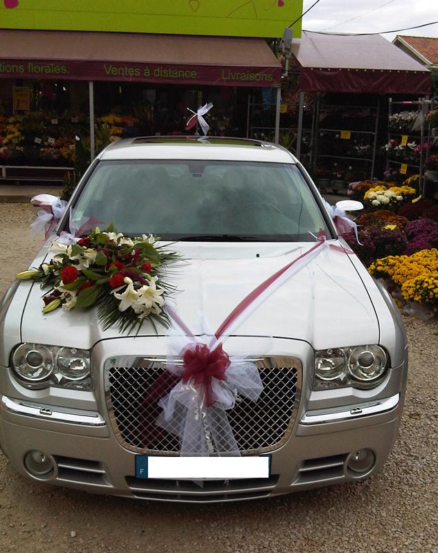 mariage d coration voiture car wedding decoration mariage d coration. Black Bedroom Furniture Sets. Home Design Ideas